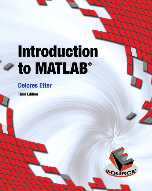 Etter, Introduction to MATLAB, 4th Edition | Pearson