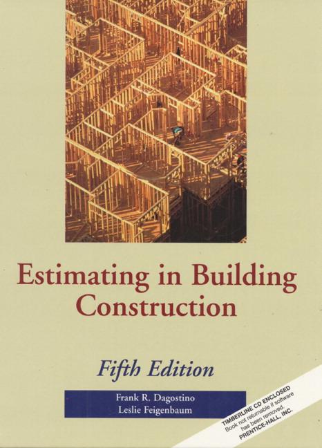 estimating construction costs 5th edition pdf
