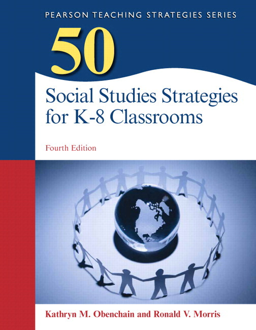 Obenchain Morris 50 Social Studies Strategies For K 8 Classrooms