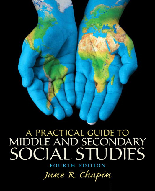 Chapin practical guide to middle and secondary social studies a practical guide to middle and secondary social studies a pearson etext with fandeluxe Image collections