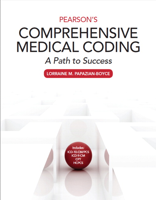 Papazian boyce pearsons comprehensive medical coding pearson pearsons comprehensive medical coding fandeluxe Images