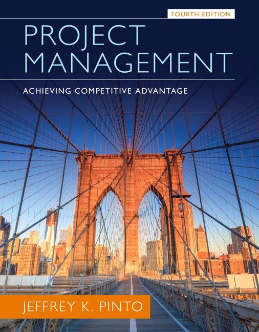Pinto Project Management Achieving Competitive Advantage