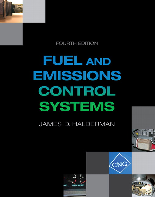 Automotive Fuel and Emissions Control Systems, 4th Edition
