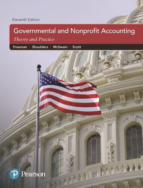 chapter 1 governmental and nonprofit accounting Governmental and nonprofit accounting: theory and practice, 10e (freeman) chapter 2 state and local government accounting and financial reporting model.