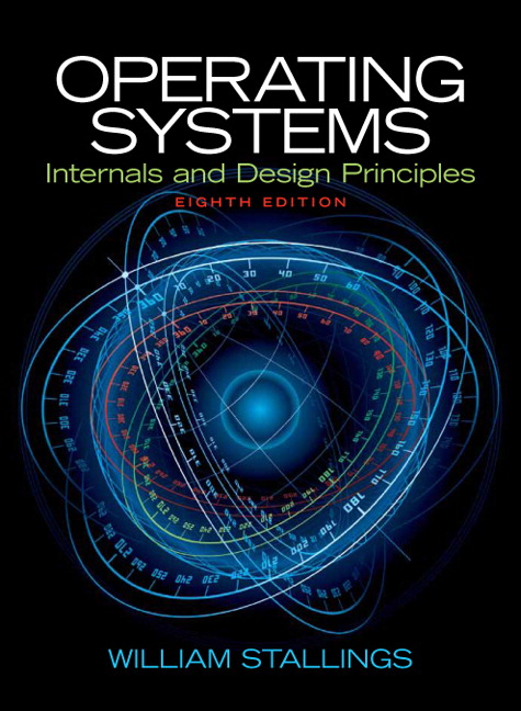 Operating Systems: Internals and Design Principles (Subscription)