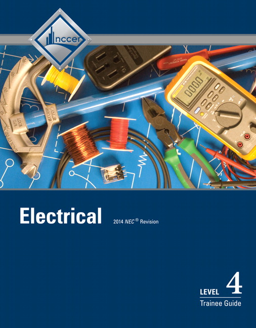 NCCER Electrical Level 4 Downloadable Only Instructor