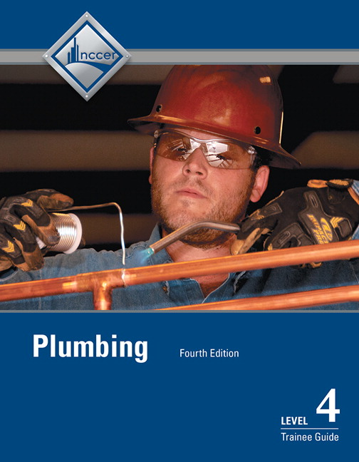 NCCER Plumbing Level 4 Trainee Guide 4th Edition Pearson