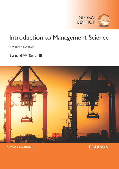 an introduction to management science 12th Find great deals on ebay for introduction to management science and introduction to management science 12th int introduction to materials management.
