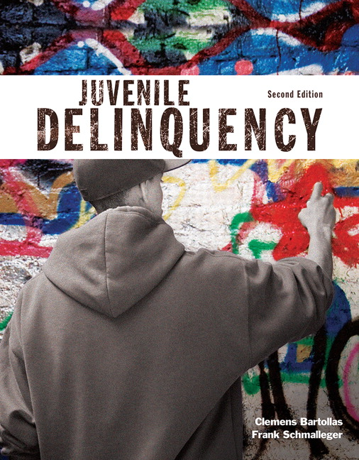 juvenile delniquency