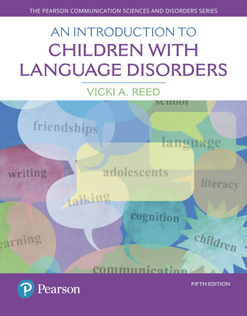 Reed, Introduction to Children with Language Disorders, An, 5th ...