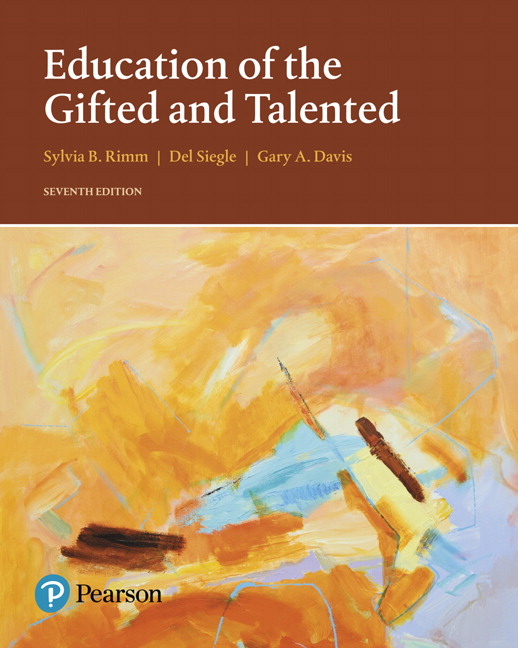Education of the Gifted and Talented, 7th Edition