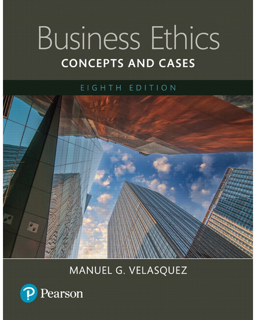 business ethics book review The journal of business ethics publishes only original articles from a review of management theories on organizational issues in business ethics book.