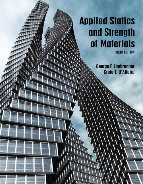 Limbrunner D Allaird Spiegel Applied Statics And Strength Of