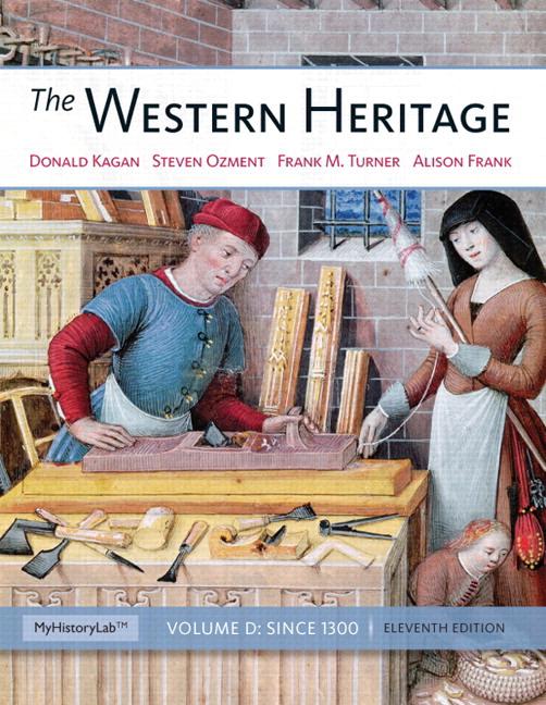 Kagan Ozment Turner Frank Western Heritage The Since