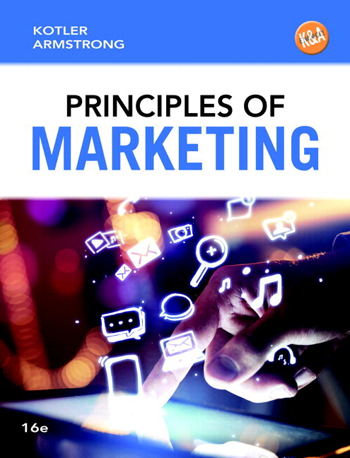 Principles of Marketing (Subscription)
