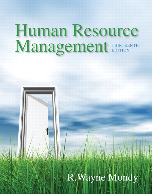 human resource management 13th edition Human resource management, (13th edition) by robert l mathis, john h jackson, john jackson trust the authoritative resource for human resource management to offer the most current look at hr more instructors edition.