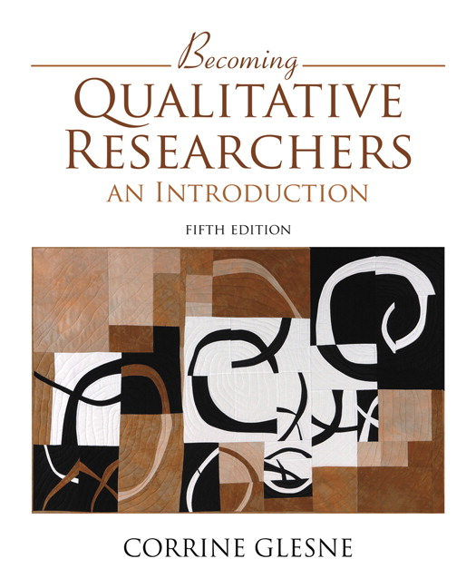 Becoming Qualitative Researchers: An Introduction, 5th Edition
