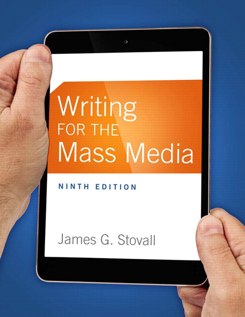 Stovall writing for the mass media 9th edition