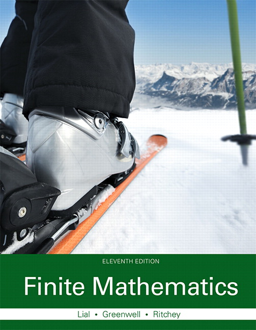 Finite Math and Applied Calculus – Finite Math Worksheets