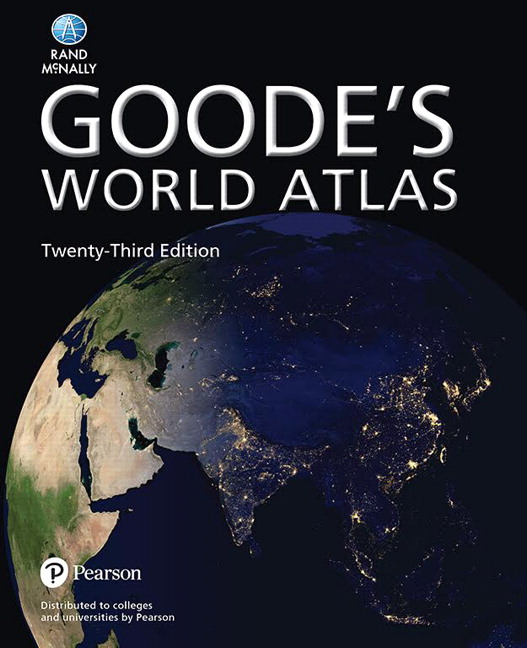 Goode's World Atlas, 23rd Edition