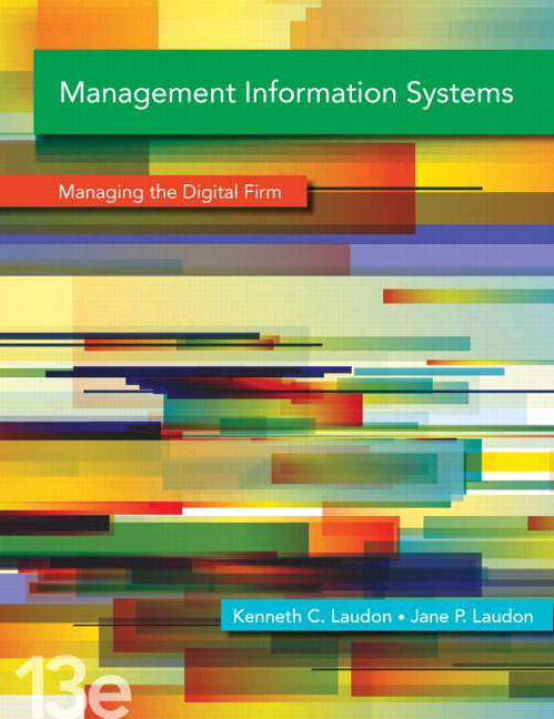 """management information systems managing the digital firm 12th edition Be the first to review """"management information systems managing the digital firm laudon 14th edition test bank"""" cancel reply you must be logged in to post a comment."""