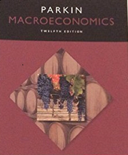 Parkin macroeconomics 12th edition pearson macroeconomics student value edition 12th edition parkin fandeluxe Images