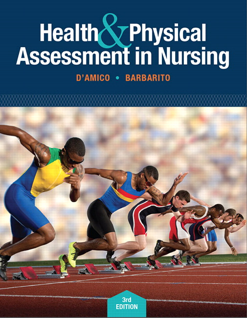 Damico barbarito health physical assessment in nursing 3rd health physical assessment reheart Gallery
