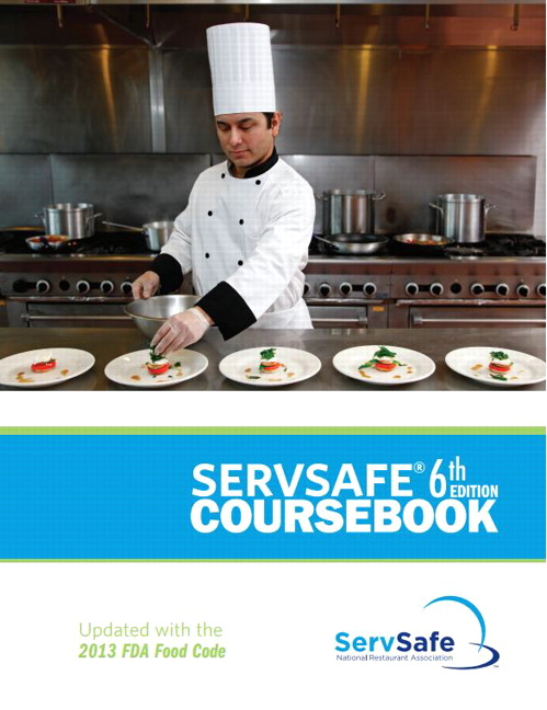 National Restaurant Association, ServSafe Coursebook