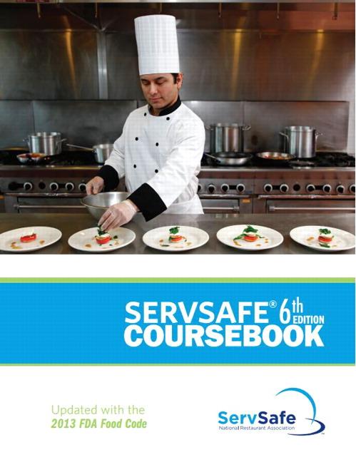 National Restaurant Association ServSafe CourseBook With