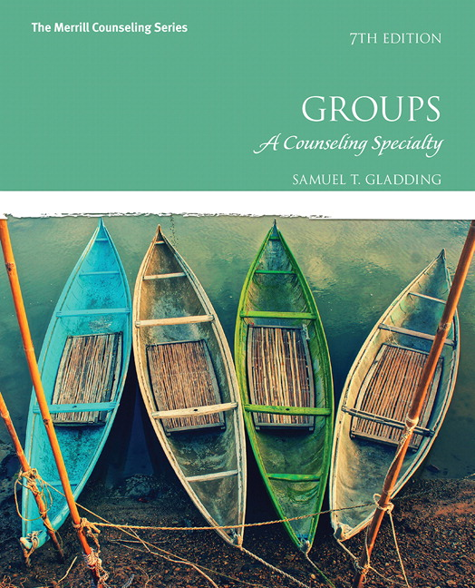 Groups: A Counseling Specialty, 7th Edition