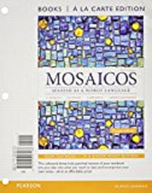 Castells, Guzmán, Lapuerta & Liskin-Gasparro, Mosaicos