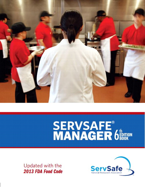 National Restaurant Association Servsafe Manager Revised With