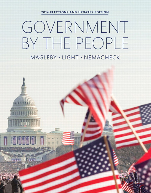 More on The Government By the People Act
