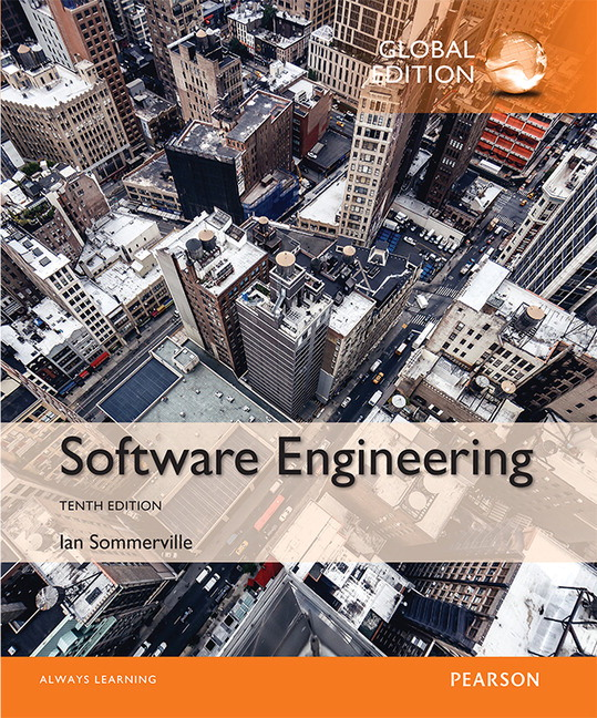sommerville  software engineering  10th edition