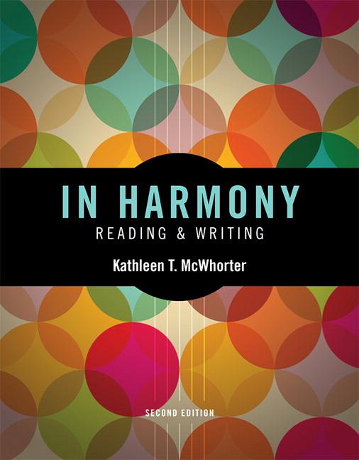 Mcwhorter in harmony reading and writing pearson in harmony reading and writing fandeluxe Choice Image