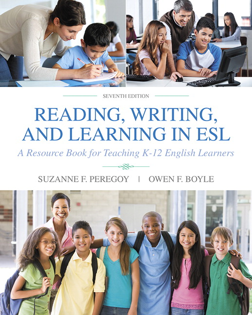reading writing and learning in esl download