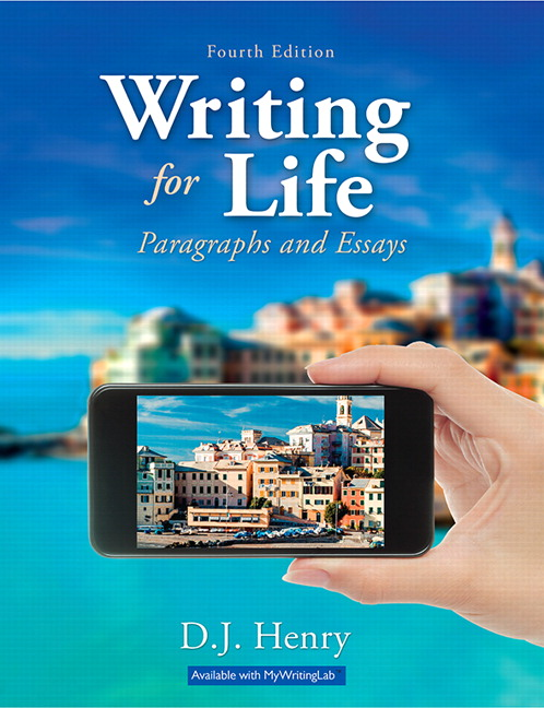 get writing paragraphs and essays third edition Written assignments if your reading skills success ann hogue may be followed in your essay and para.