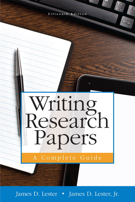 Writing research papers a complete guide ebook