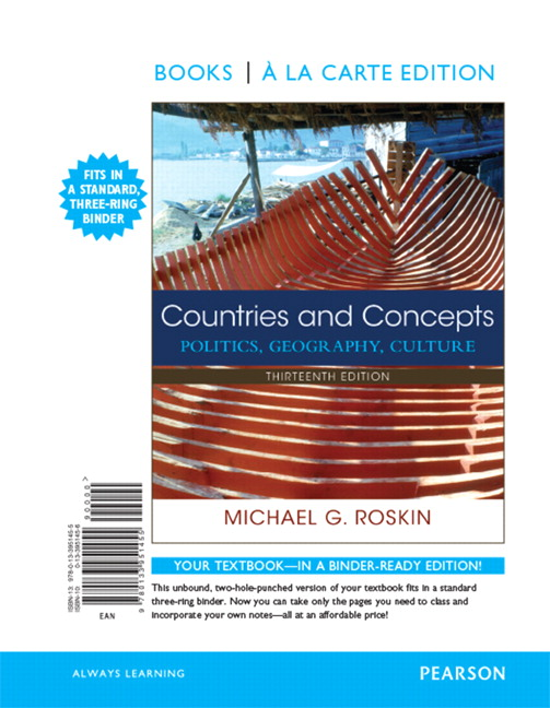 Roskin political science 13th edition