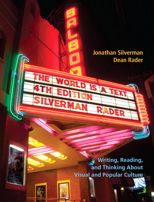 World is a Text, The, 4th Edition