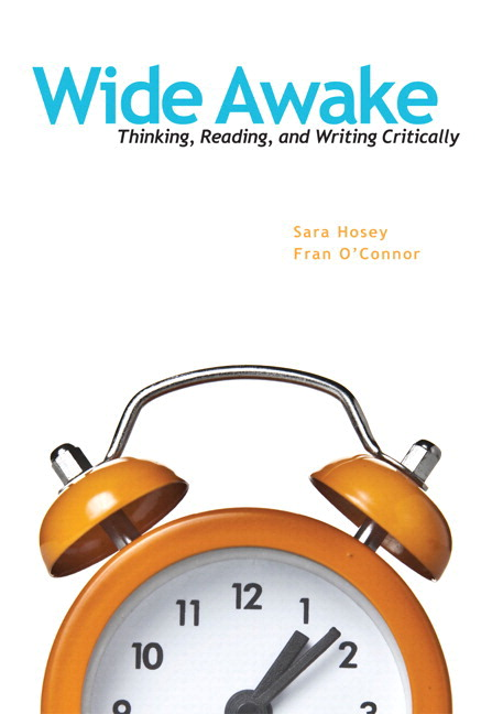 The write stuff thinking through essays 3rd edition