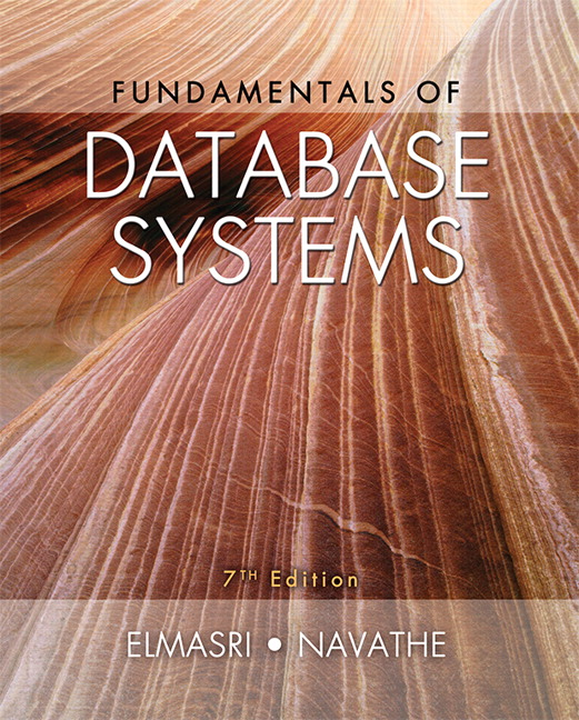 dbms elmasri navathe ebook