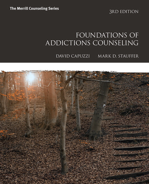 Foundations of Addictions Counseling