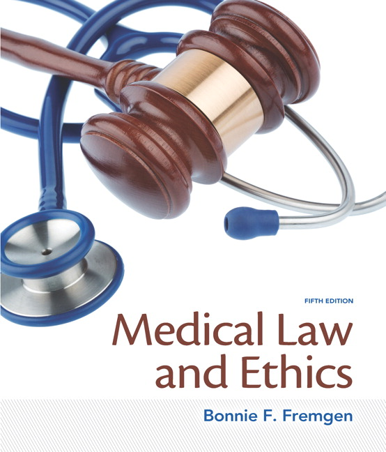 recent medical law and ethics case studies Although case law and statute have evolved in response to changes in clinical  care  the legal issues include confidentiality, autonomy, consent to medical  treatment by  evaluation of the current state of the law is presented in italics   p bogle j 2005 lecture notes: medical law and ethics oxford blackwell  publishing.