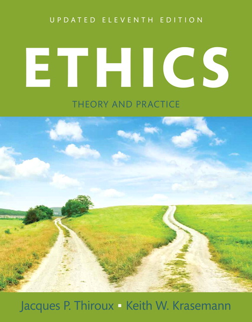 ethics theory and practice Ethical theory and moral practice: an international forum is a double-blind peer- reviewed philosophical journal which aims to publish the best work produced.
