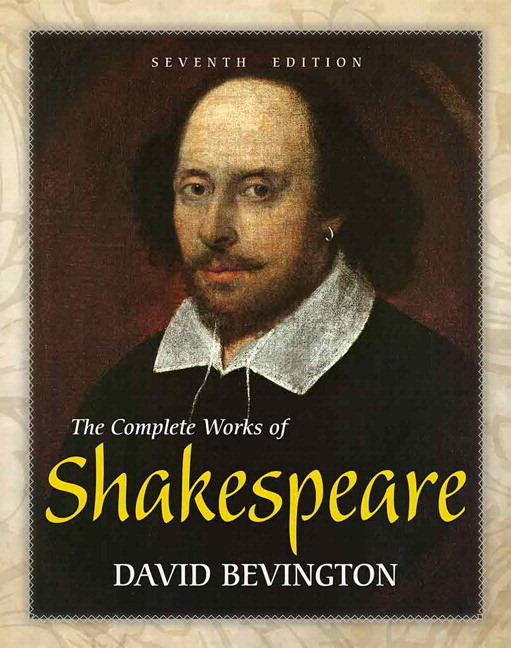 Bevington complete works of shakespeare the 7th edition pearson complete works of shakespeare the 7th edition fandeluxe Images
