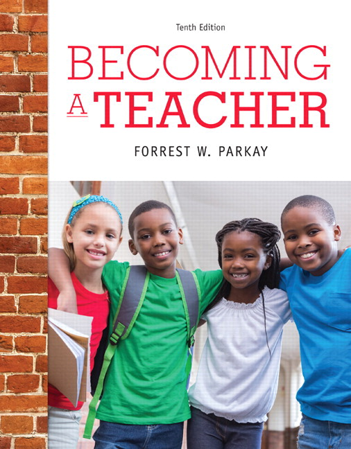 Parkay becoming a teacher enhanced pearson etext with loose leaf becoming a teacher enhanced pearson etext with loose leaf version fandeluxe Image collections