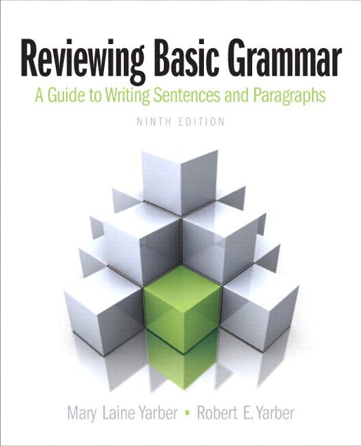 Reviewing Basic Grammar, 9th Edition