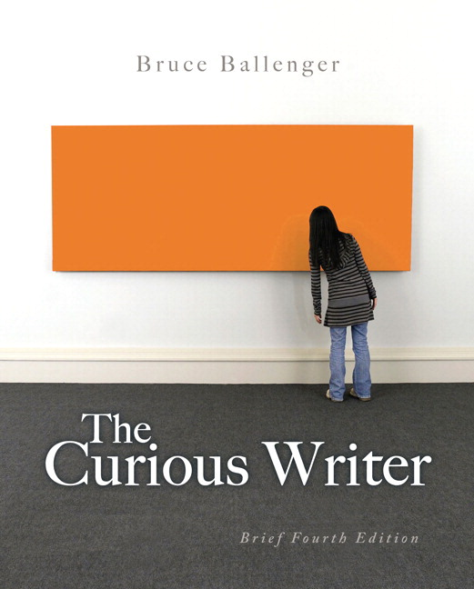 The academic writer a brief guide 4th edition