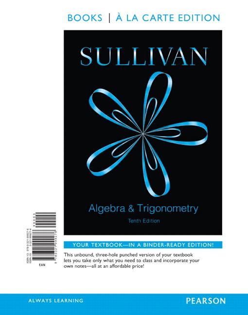 Algebra And Trigonometry 9th Edition Pdf